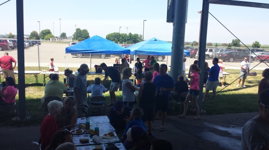 never say can't foundation hy-vee picnic