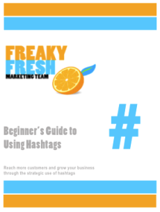 beginner's guide to hashtags in marketing